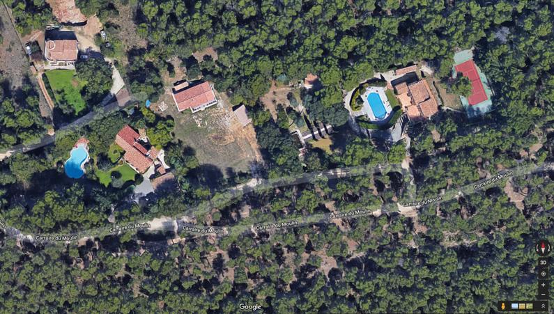 trouver des maisons à gérer via google maps
