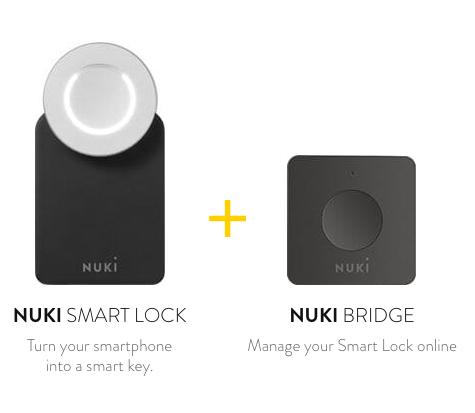 nuki smartlock bridge
