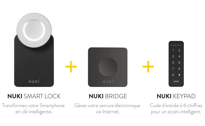 nuki smart lock bridge keypad