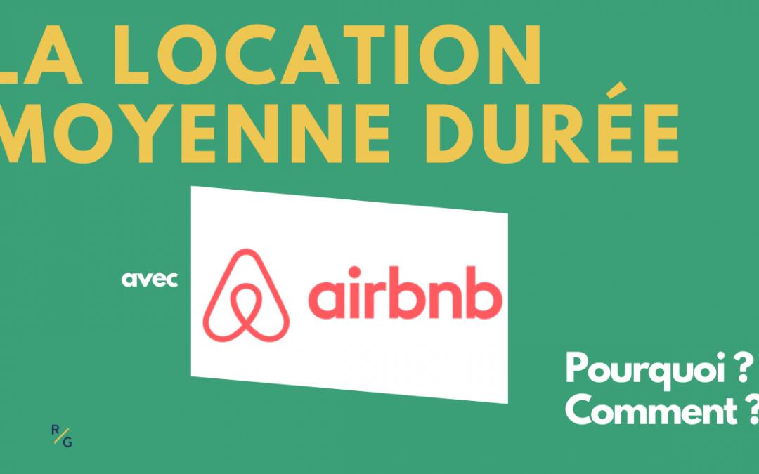 article location moyenne durée et airbnb