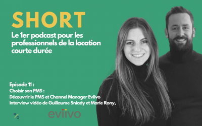 Eviivo : PMS et Channel Manager