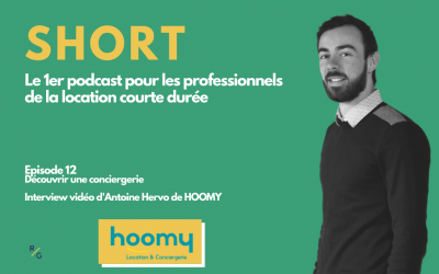 La Conciergerie Hoomy : interview découverte